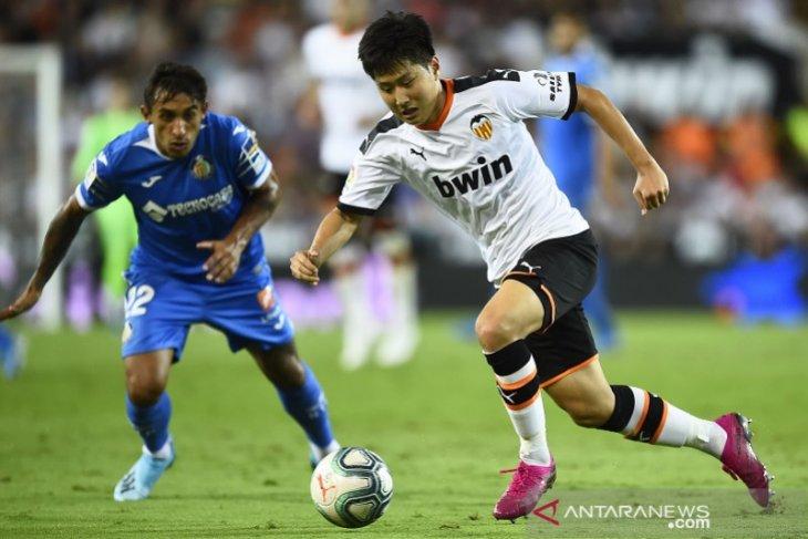 Akhirnya Valencia rasakan kemenangan lagi, atasi Valladolid 2-1