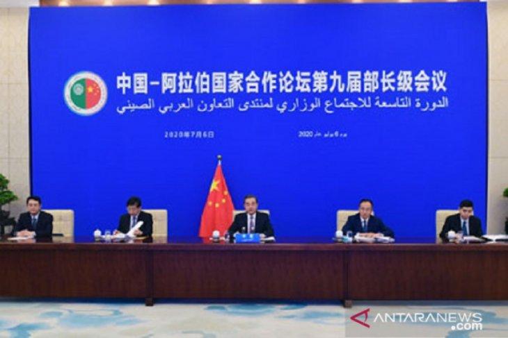 19 negara Arab dukung langkah China di Hong Kong dan Xinjiang
