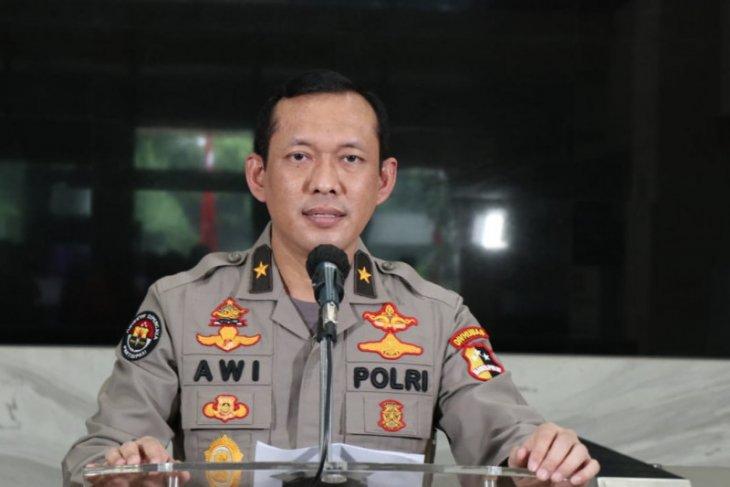 Polri ungkap penipuan mencatut nama Menlu hingga anggota DPR