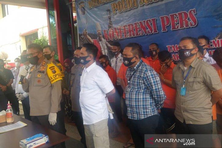 Polda Sumut tahan 18 tersangka kerusuhan di Madina
