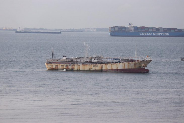 ABK WNI ditemukan meninggal  di kapal Ikan asing berbendera China