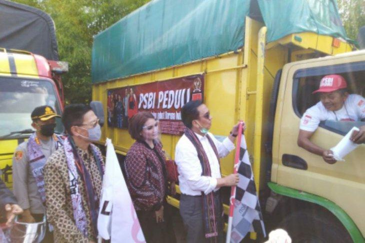 Lippo dukung PSBI pertahankan tradisi budaya dan kekeluargaan Batak Simbolon