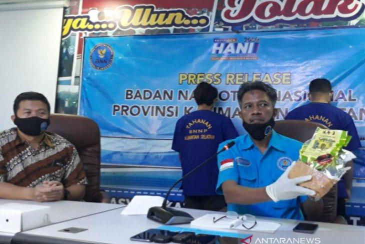 Sabu 1 Kg diduga dikendalikan napi Lapas Samarinda