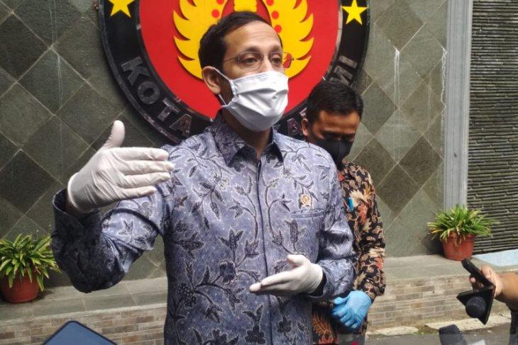 Kemendikbud jadikan SMAN 4 Kota Sukabumi percontohan KBM tatap muka di masa pandemi