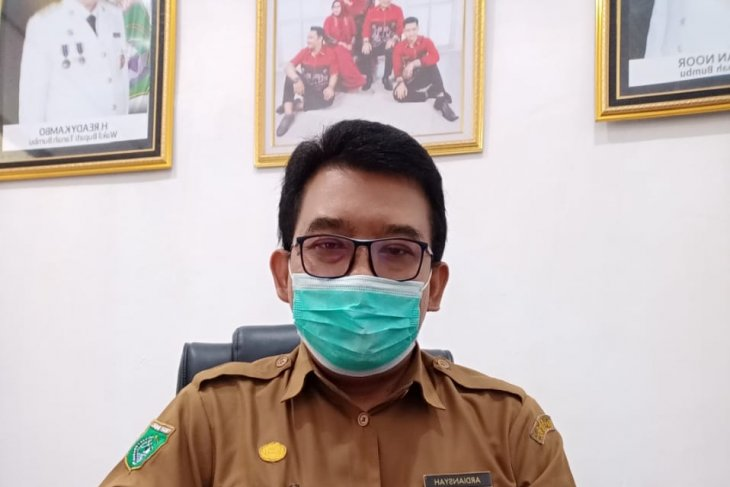 Tanah Bumbu moves toward a green zone, 129 patients recover