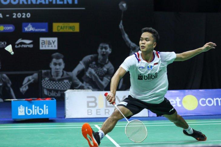 10 wakil Indonesia berjuang  ke perempat final Thailand Open II