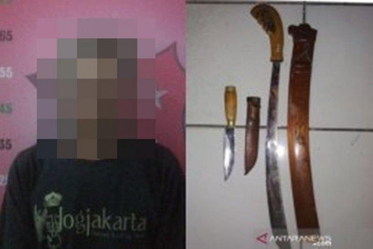 Motif pembunuhan dekat kantor Distan HST adalah tersinggung dikatakan 'Bongol'