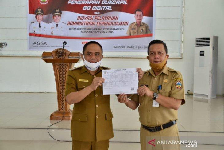 Pemkab Kayong Utara luncurkan Dukcapil go digital