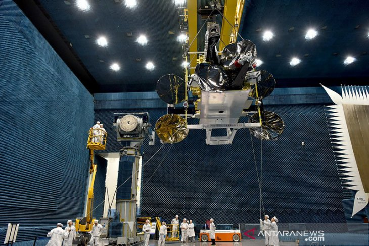 9 Juli, 44 tahun silam Satelit Palapa pertama kali mengangkasa