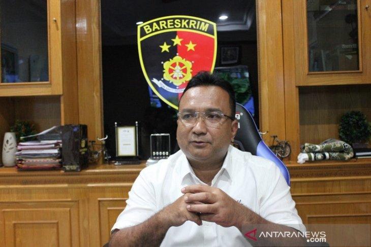 Polisi  amankan empat pelaku karhutla di Jambi