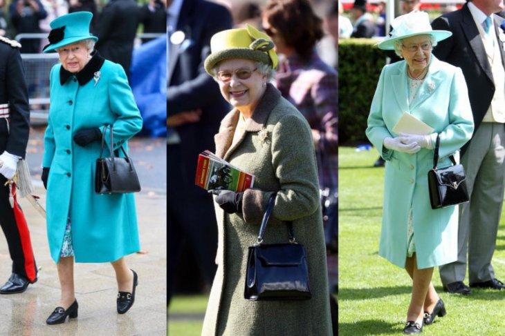 Daftar barang dalam tas Ratu Elizabeth
