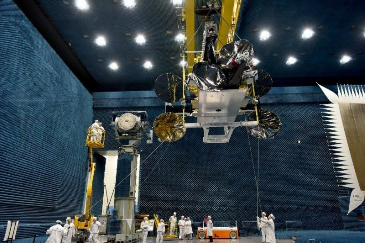 Kominfo berhasil pertahankan slot orbit satelit milik Indonesia
