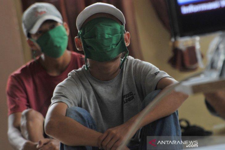 Dinkes: Disiapkan sanksi bagi warga Sumsel yang tak gunakan masker