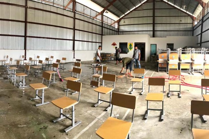 Begini persiapan sekolah di Aceh Jaya jelang belajar tatap muka