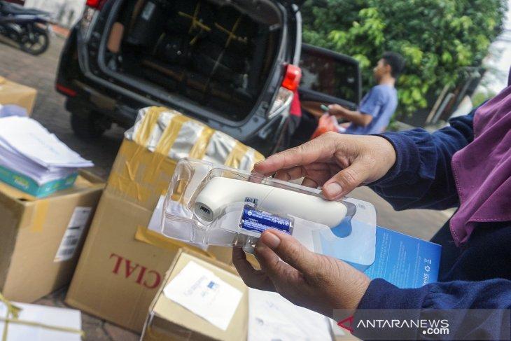 KPU siapkan APD petugas pemutakhiran data di Rejang Lebong
