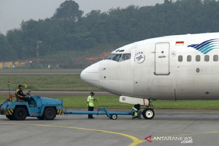 Dirut: yang bisa selamatkan Garuda hanya penumpang