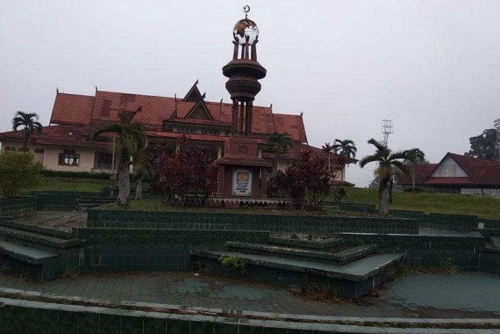 Gedung bekas MTQ XVIII saksi semangat pembangunan dan syiar Islam