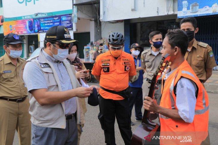 Pegawai Pemkot Tangerang diterjunkan dalam operasi