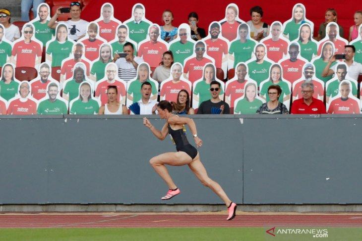 Pandemi dorong warga dunia gemari olahraga atletik