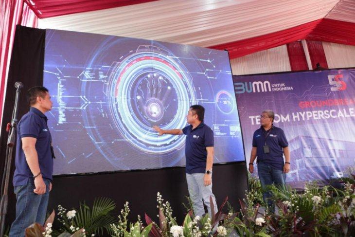 Telkom bangun data center skala internasional