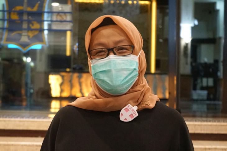 Ibu hamil di Surabaya jalani swab saat usia kandungan masuki minggu ke-37