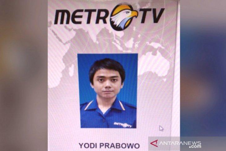 Ditemukan luka tusuk dan bekas pukulan di tubuh editor Metro TV, Yodi Prabowo