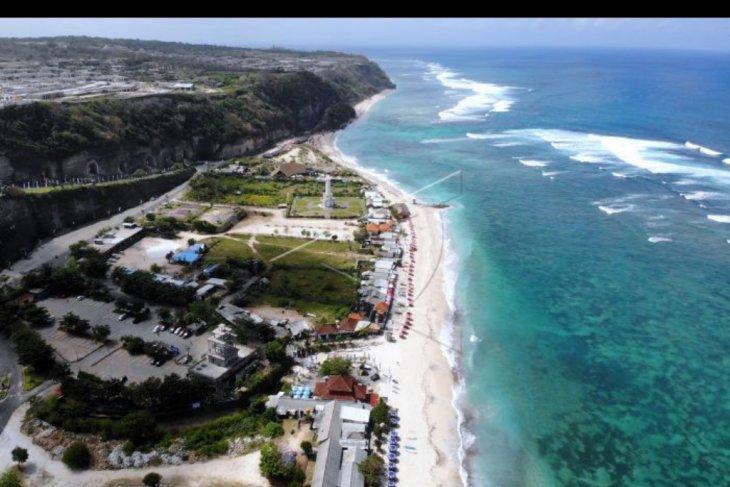 Pantai Pandawa kembali dibuka