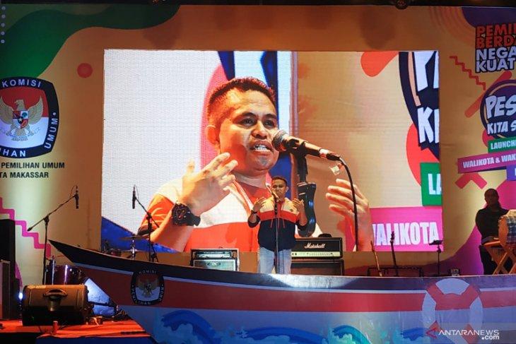 Sebanyak  2.390 PPDP Pilkada Makassar jalani tes cepat COVID-19