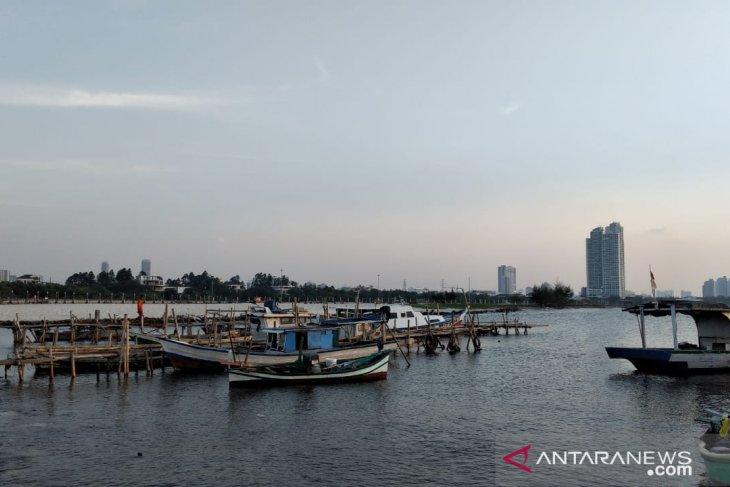Nelayan sekitar lokasi reklamasi Ancol ingin tempat berlabuh kapal