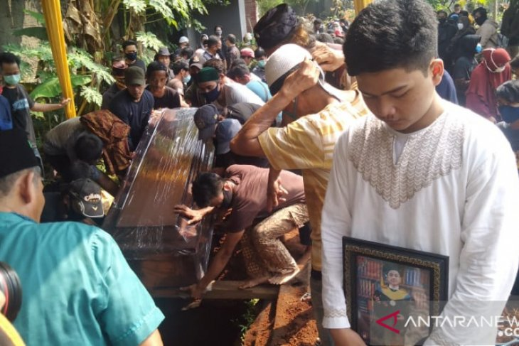 Polisi dalami dugaan editor Metro TV  Yodi Prabowo dibunuh di tempat lain