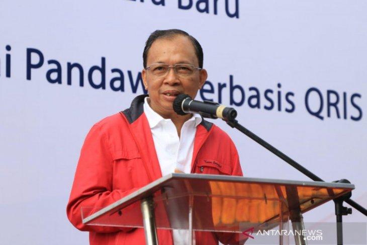 Gubernur resmikan tatanan kehidupan era baru di Pantai Pandawa