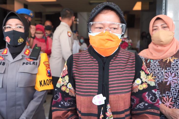 Wali Kota Surabaya beri perhatian empat anak korban pencabulan