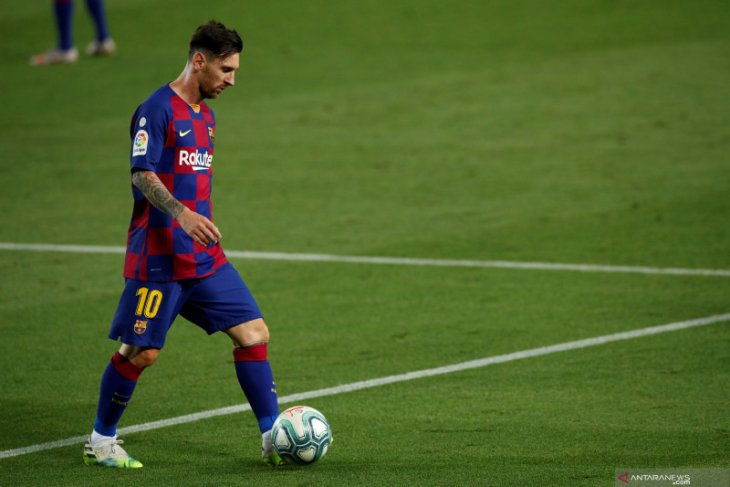 Lionel Messi, si  mesin
