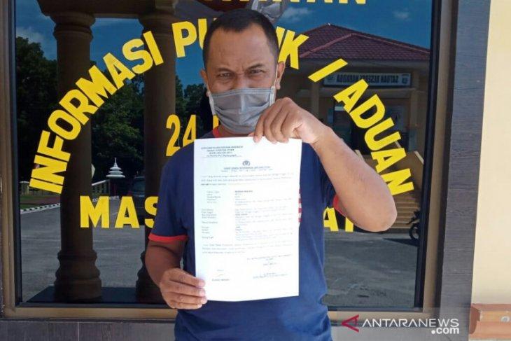Rumah wartawan ANTARA disatroni maling
