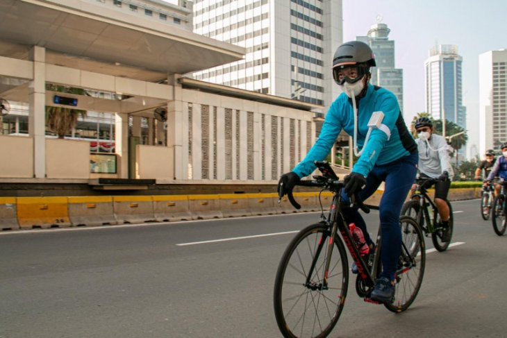 Menperin Agus Gumiwang dorong komponen sepeda dibangun di dalam negeri