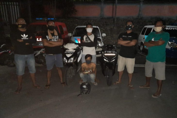 Petani asal Jember ditangkap polisi,  lakukan pencurian di Bali