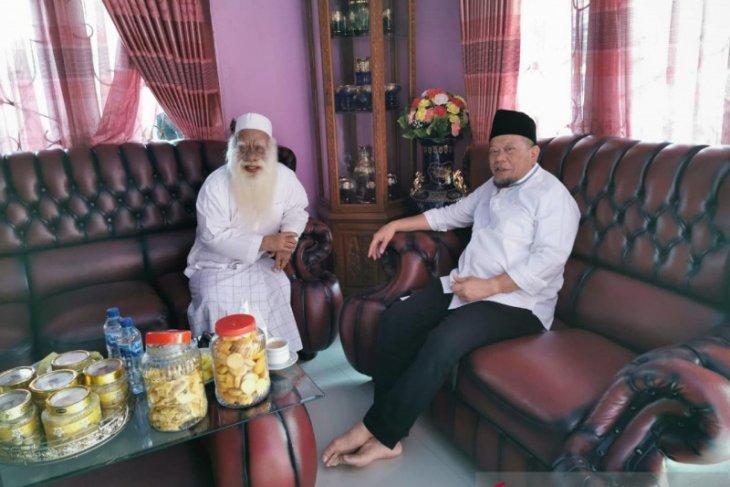 Ketua DPD RI LaNyalla Safari di Banten, Sowan ke Abuya Syar'i Ciomas