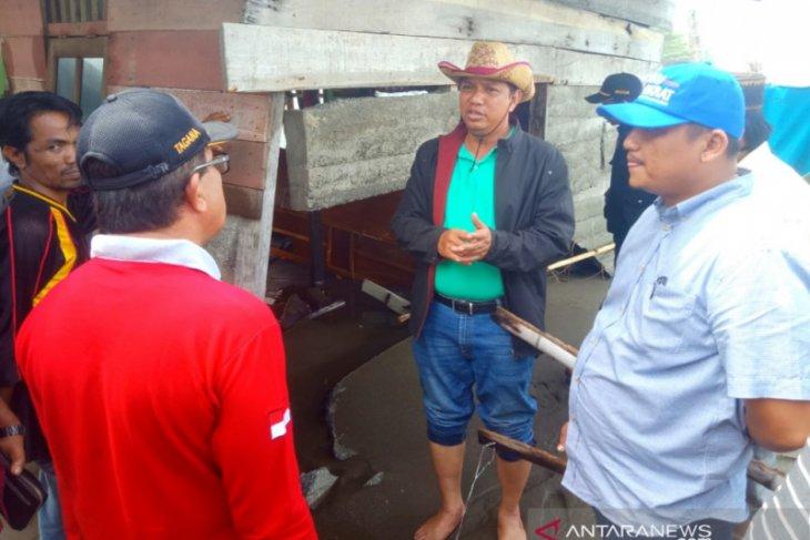Anggota DPR Aceh berharap pemerintah pusat atasi banjir rob di Aceh Barat