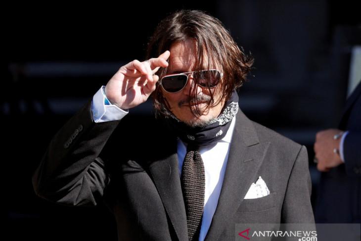 Johnny Depp  jadi korban