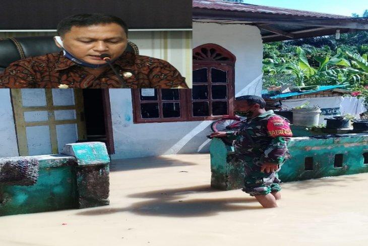 Pemko Tebing Tinggi ingatkan warga waspadai banjir kiriman