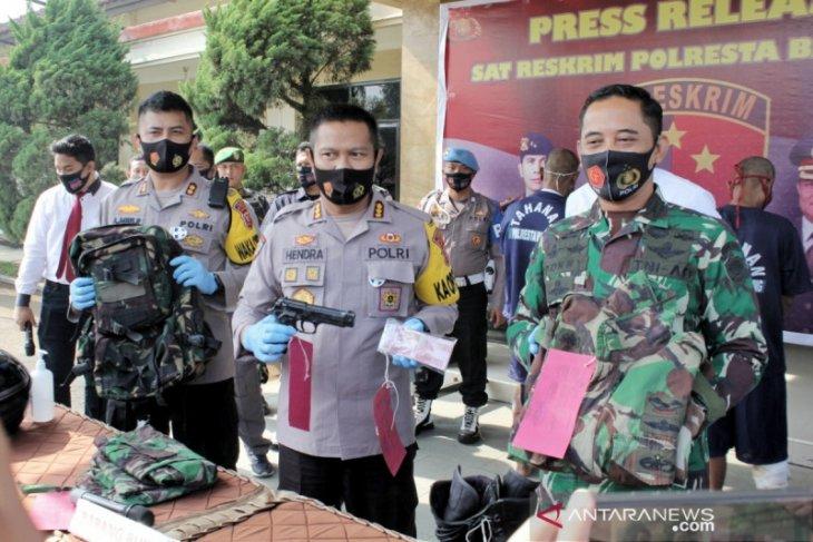 Polisi tangkap dua TNI gadungan pelaku begal sopir truk