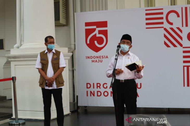 Pemerintah kaji sanksi bagi pelanggar protokol kesehatan