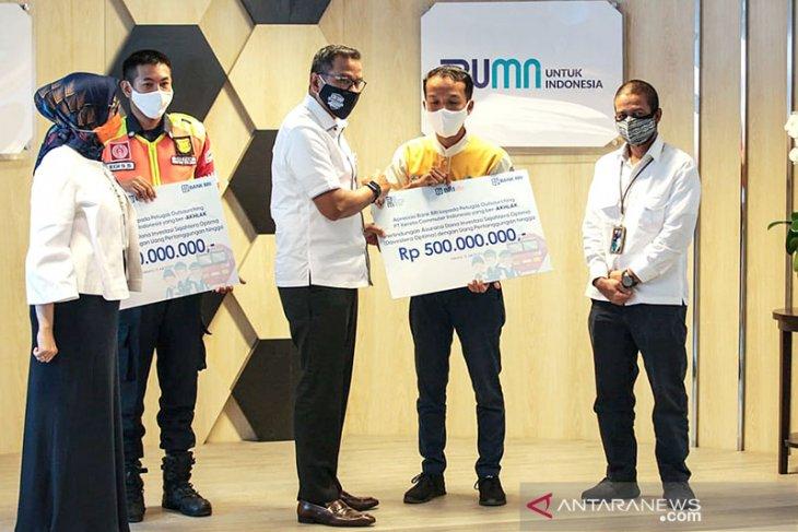 Menteri BUMN beri apresiasi dua petugas KRL penemu uang Rp500 juta