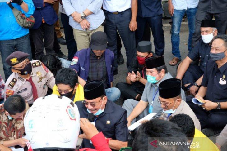 Ketua DPRD Kalsel dukung penolakan RUU