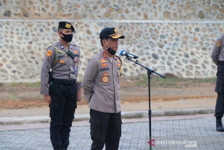 Kapolda Bengkulu ancam sanksi tegas anggota tak netral dalam Pilkada