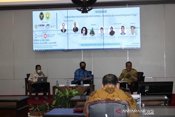 Pakar Unej paparkan tiga faktor negara ASEAN mampu atasi pandemi COVID-19