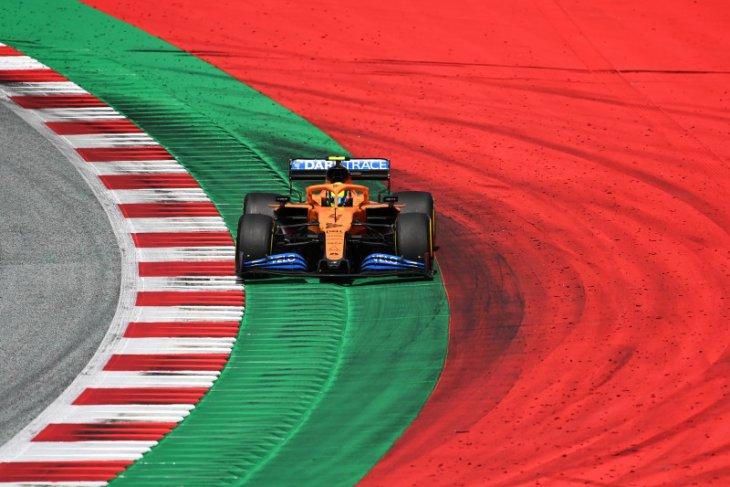Formula 1: Lando Norris sebut GP Styria balapan terbaiknya