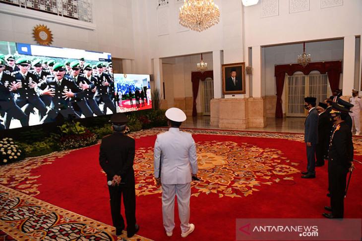 Presiden: Kompetisi global tak bisa dimenangkan  jika tak ada sinergi