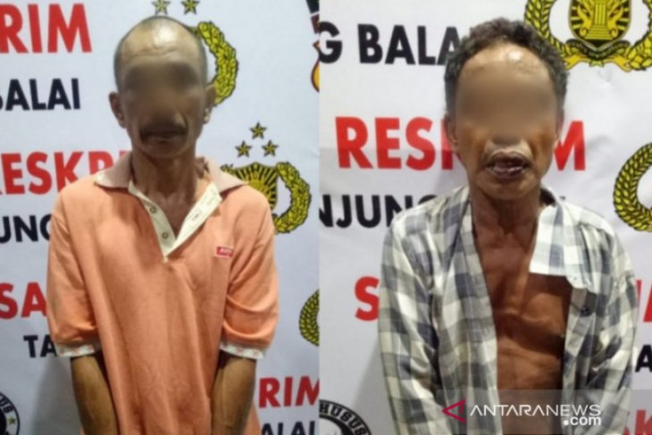 Polres Tanjungbalai amankan dua pencuri lembu