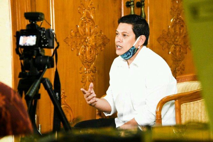 Wali Kota Kediri ingatkan pentingnya peran pemuda di orientasi MPLS secara daring